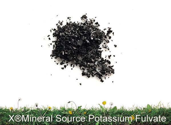 X®Mineral Potassium Fulvate