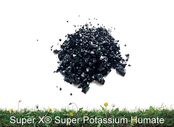 Super X® super potassium humate