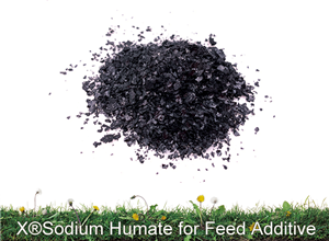 X®Sodium Humate for Feed Additive